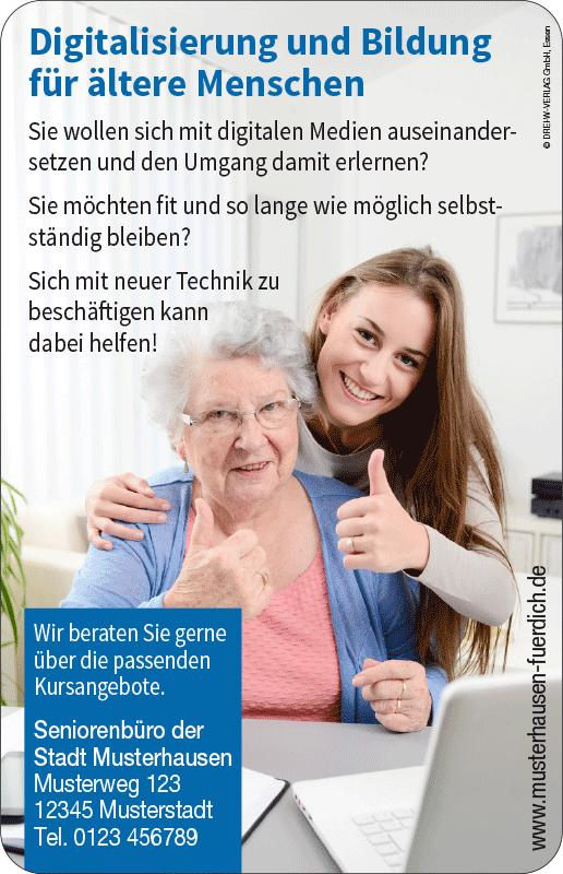 Seniorenarbeit Ideen