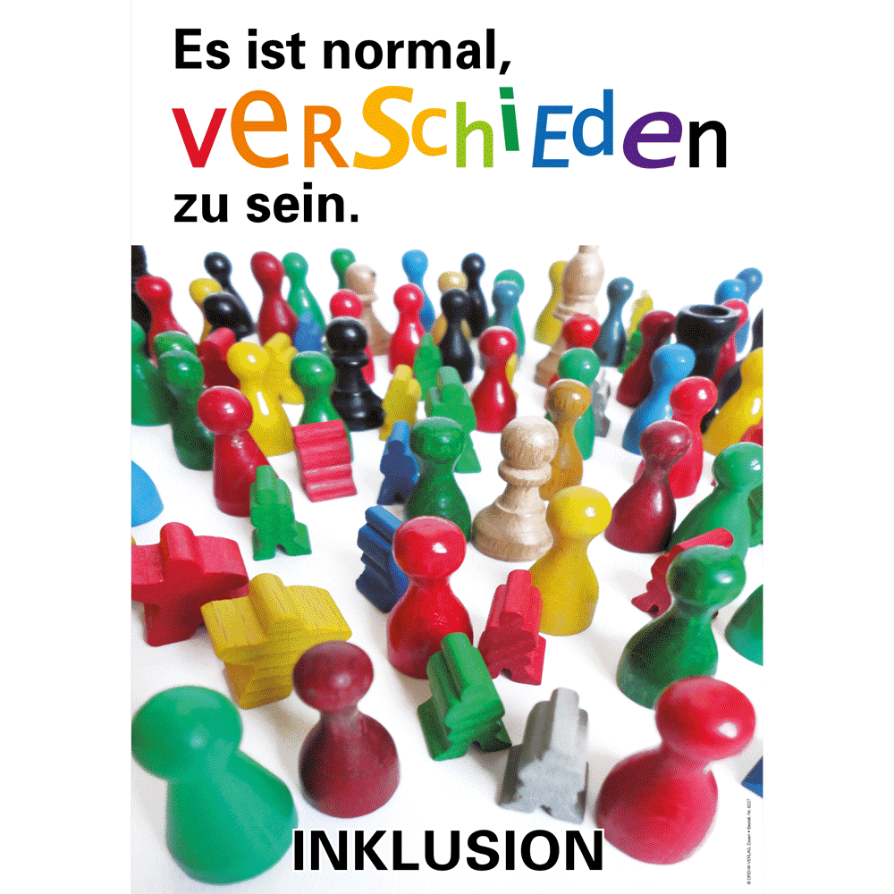 Plakat (DIN-A3) •
