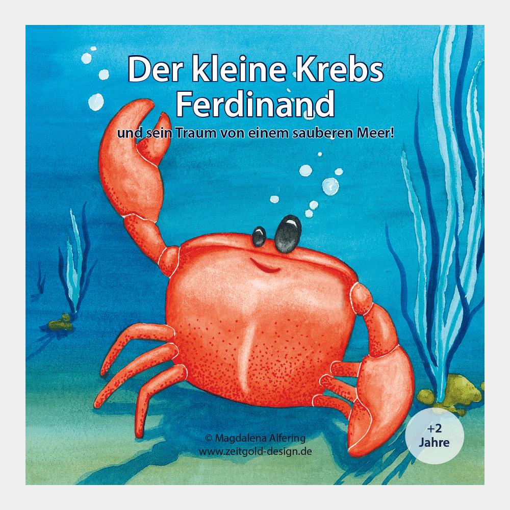 Der kleine Krebs Ferdinand